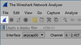 Capturing Packets with Wireshark – MetaGeek Support